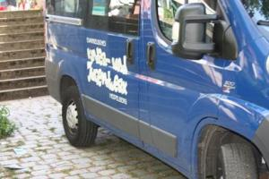 Der Jugendwerksbus