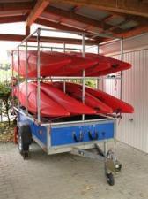 Kayak Anhänger