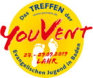 Logo YouVent 2019 Lahr