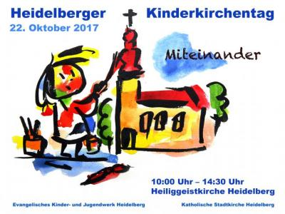 Vorankündigung Kinderkirchentag 2017