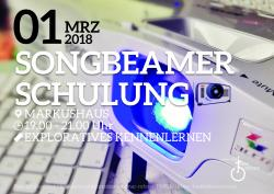 SongBeamer Schulung