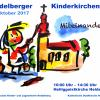 Heidelberger Kinderkirchentag 2017